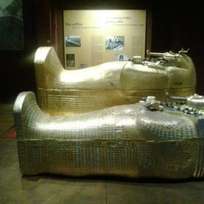 Discovery of King Tut Exhibit at Union Station in Kansas City, MO