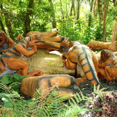 Dinosaur World, Cave City, Kentucky – Review