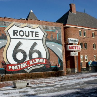 Our Visit to the Route 66 Association Hall of Fame & Museum in Pontiac, IL