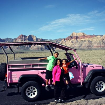 3 Reasons We Loved Our Pink Jeep Adventure Tour in Las Vegas, Nevada