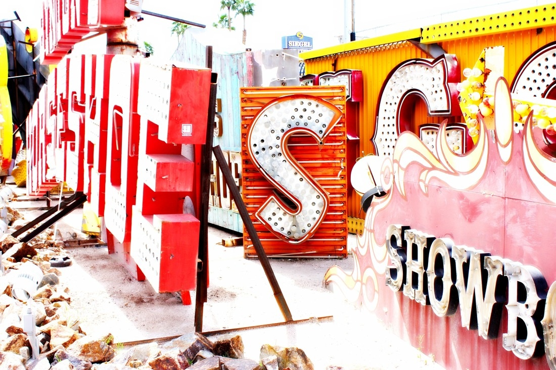 Lesson Learned: 5 Reasons Why I Should've Visited the Neon Museum Childless