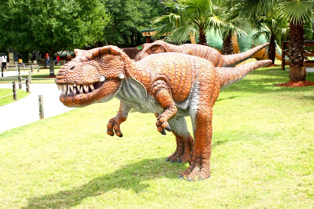 Dinosaur World, Plant City, Florida – Peak Season Review