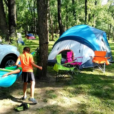11 Reasons Why I Love Camping