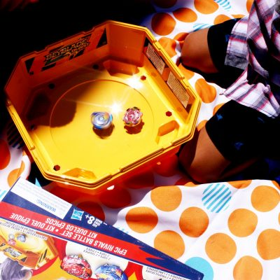 BEYBLADE BURST Family Night Giveaway for 4