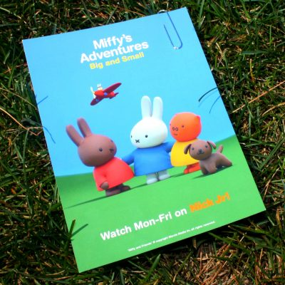 Miffy's Summer Sing Along DIY Activities for Labor Day Camping