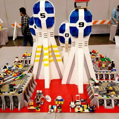 Brick Fest Live LEGO Fan Experience: A MILLION LEGO BRICKS
