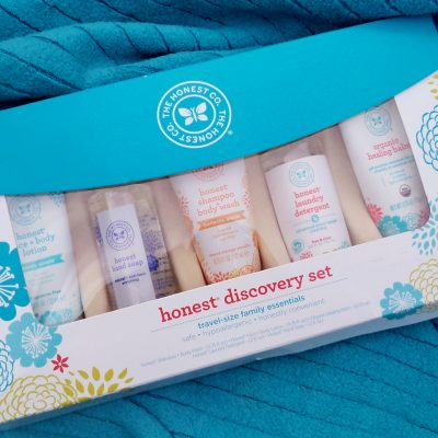 Improve Your Travel with the Honest Discovery Set + Giveaway