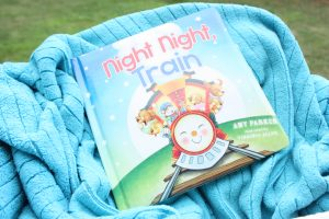 Night Night Book Series & Family Night at Ovation Brands Restaurants Giveaway