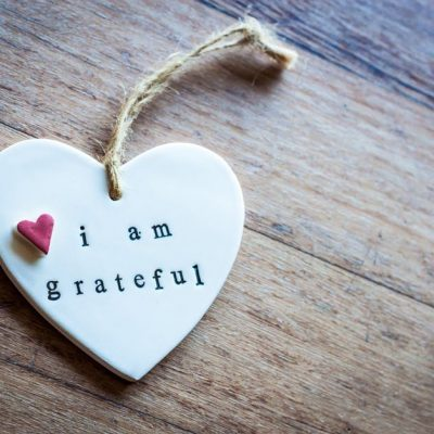Positive Relationships + 5 Thoughts of Gratitude