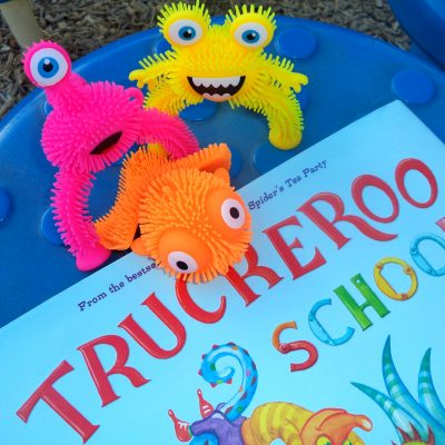 Truckeroo School Book Review