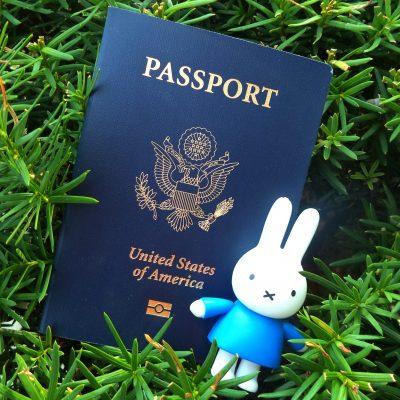 Miffy Passport