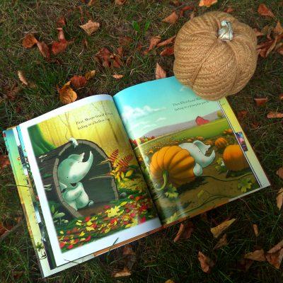 Little Elliot Fall Friends Book Review