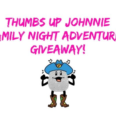 Thumbs Up Johnnie Book Series & Family Night at Ovation Brands Restaurants Giveaway