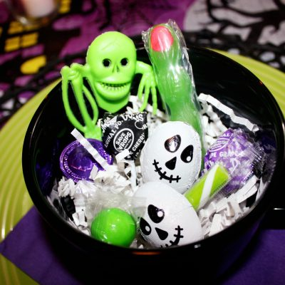 Halloween Dinner Sneak Peek + What You Can Expect to See in November