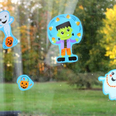 5 Things to Do for Simple, Family Halloween Fun at Home + 5 Family Friendly Halloween Movies