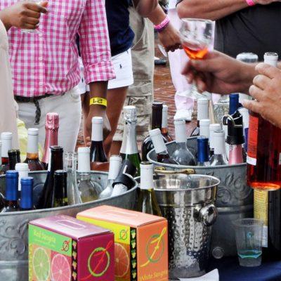 Uncork Illinois Wine Festival Downtown Oak Park, IL 2013
