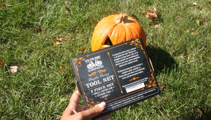 Fall Pumpkin Carving and $200 Vita Pumpkin Carving Contest!