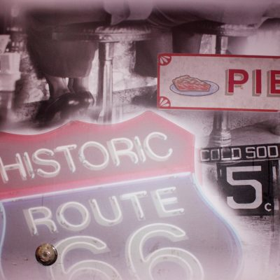 Route 66 St. Louis, Missouri: Piecing the Puzzle Together