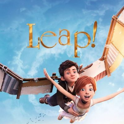 Leap Movie Night & Holiday Giveaway