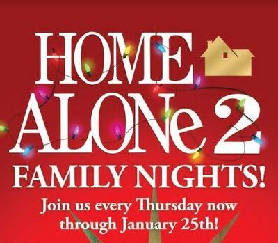 Home Alone 2: Lost in New York Family Night & Giveaway