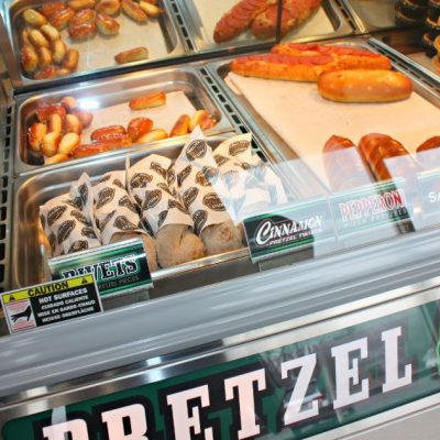 A Day Trip to the Philly Pretzel Factory, Naperville, IL