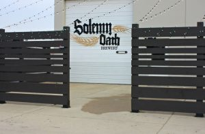 A Pit Stop in Solemn Oath Brewery, Naperville, IL
