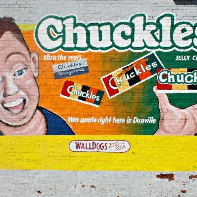 Walldogs Mural Walking Tour: Part 1- My Favorites