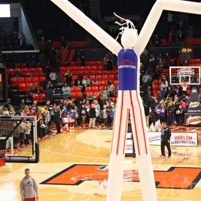 Create a Memorable Experience at the Harlem Globetrotters Game