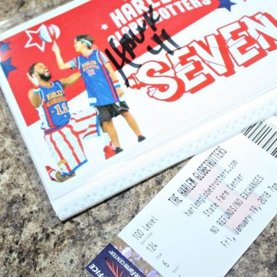 2018 Harlem Globetrotters Tour + 4 Things To Do