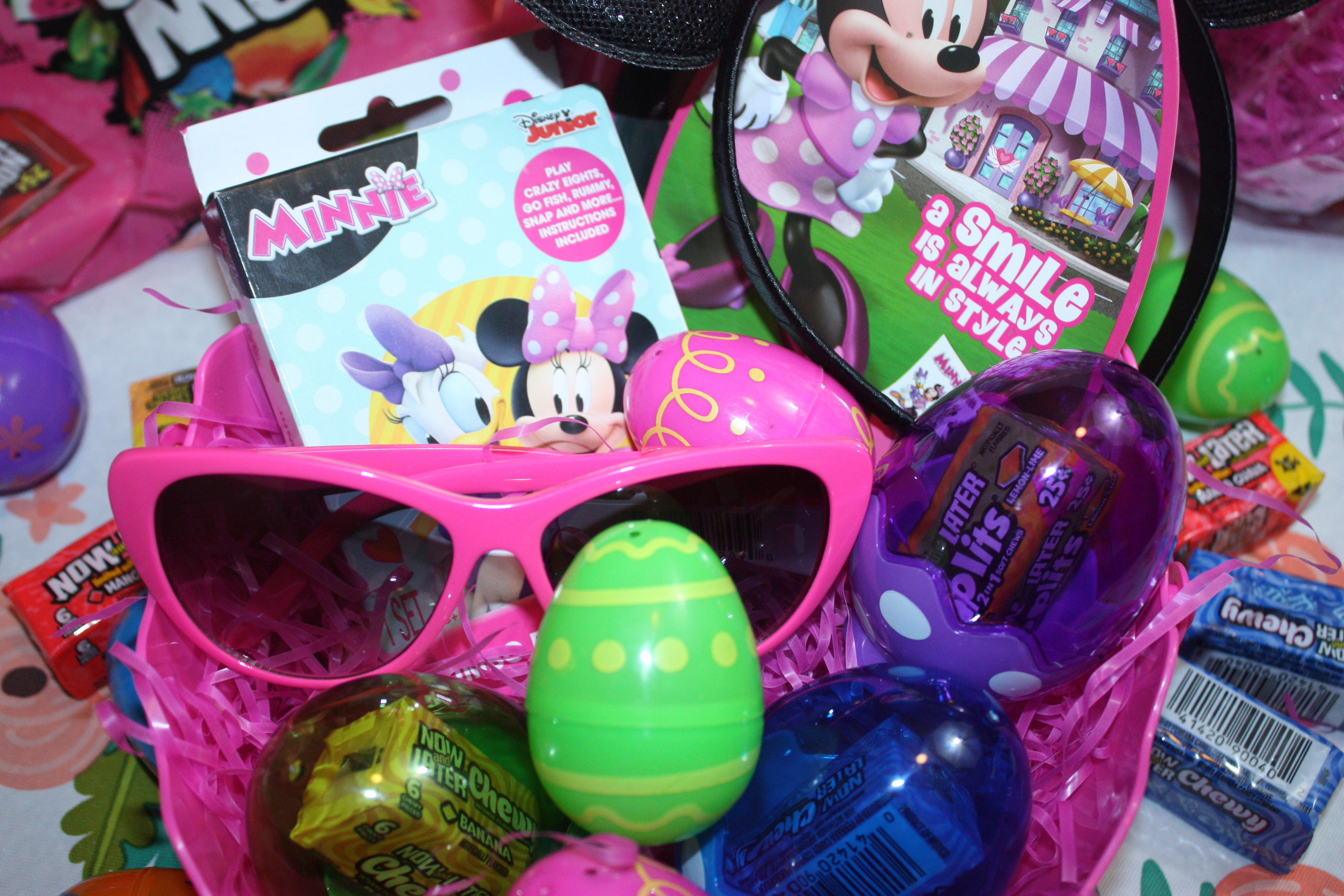 Minnie Mouse Disney Easter Basket 8 Just Brennon