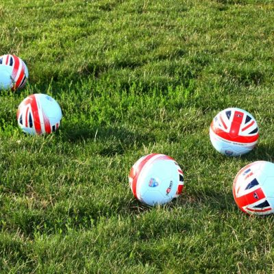 Why We Loved the British Soccer Camp for My 7 Year Old