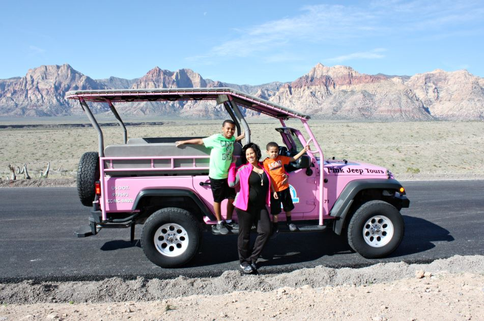 Last Year, While On Our Southwestern Tour, The Boys And I Took Our First  Adventure Tour Called The Red Rock Canyon Adventure Tour By PINK Jeep Tours  Out Of ...