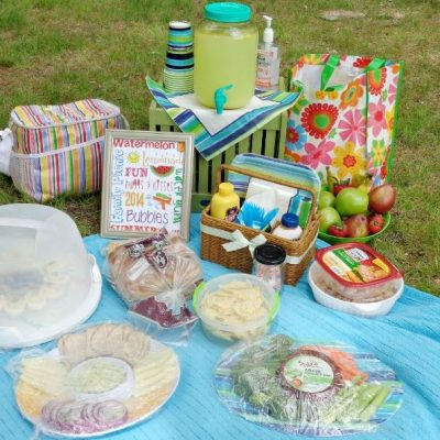 7 Easy Steps to a Perfect Picnic