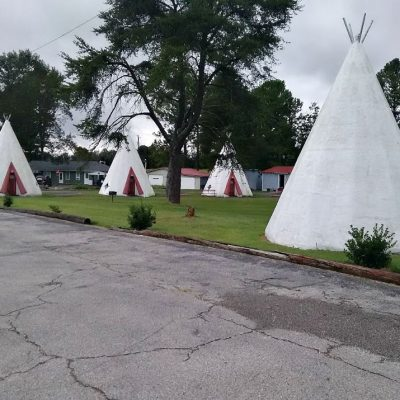 Have You Ever Slept in a Wigwam?