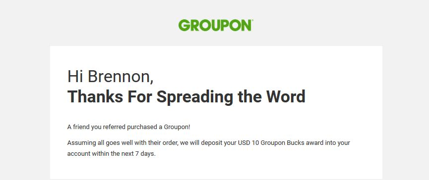 You've Signed Up for Groupon, Now What? - Just Brennon